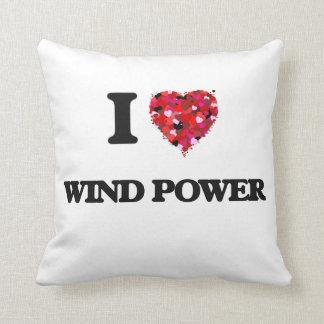 I love Wind Power Cushions