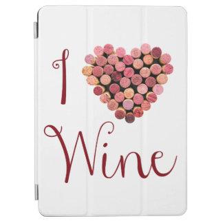 I Love Wine iPad Air Cover