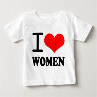 I love women tshirt