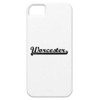 I love Worcester Massachusetts Classic Design iPhone 5 Case