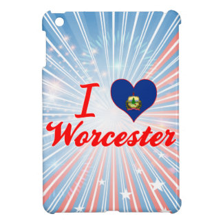 I Love Worcester Vermont Case For The iPad Mini