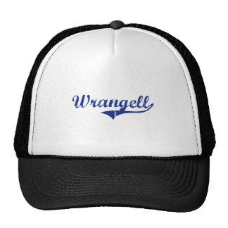 I Love Wrangell Alaska Cap