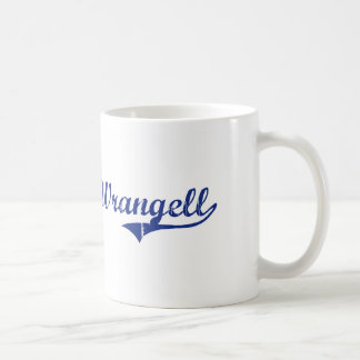 I Love Wrangell Alaska Basic White Mug