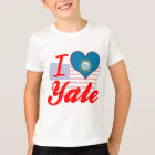 I Love Yale, South Dakota T-Shirt