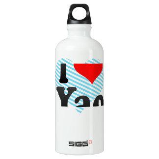 I Love Yao, Japan SIGG Traveler 0.6L Water Bottle