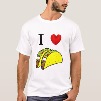 I LOVE YELLOW TACOS T-Shirt