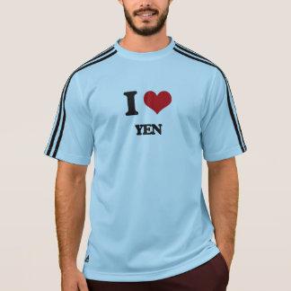 I love Yen Tee Shirts