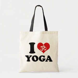 I LOVE YOGA - bag