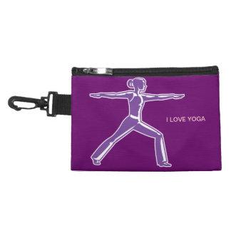 I Love Yoga Clutch