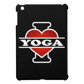 I Love Yoga iPad Mini Cover