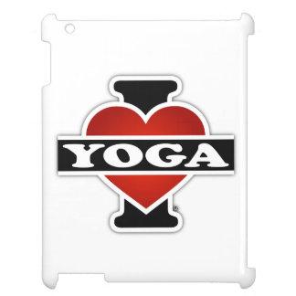 I Love Yoga Cover For The iPad 2 3 4
