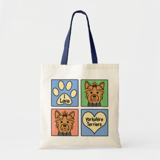 I Love Yorkshire Terriers