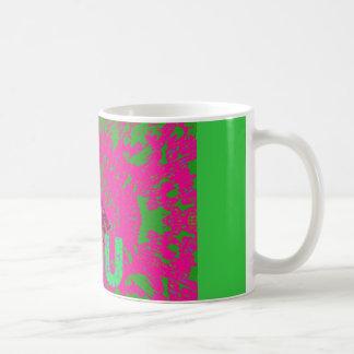 I LOVE YOU A White 11 oz Classic Mug