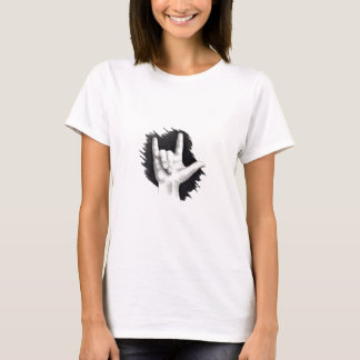 I LOVE YOU, American Sign Language T-Shirt