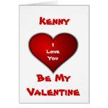 I Love You -  Be My Valentine