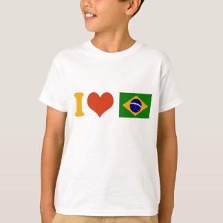 I love you Brazil T-Shirt