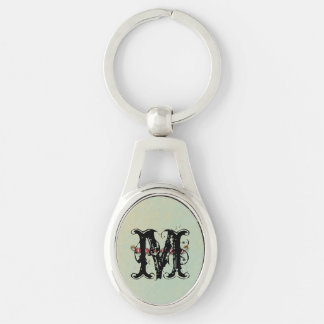 I love you Buttons Key Chains