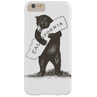 I Love You California Barely There iPhone 6 Plus Case