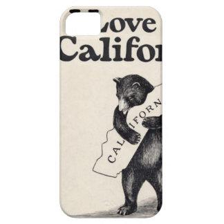 I Love You California iPhone 5 case