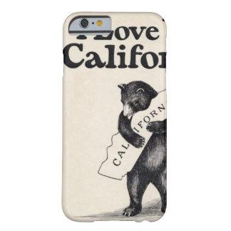 I Love You California iPhone 6 case