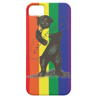 I Love You California--Rainbow iPhone 5 Cases