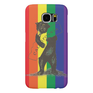 I Love You California--Rainbow Samsung Galaxy S6 Cases