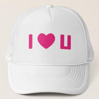 I love you cap