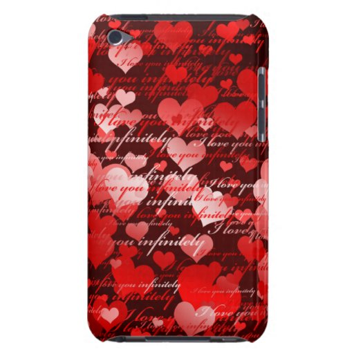 I love you iPod touch covers