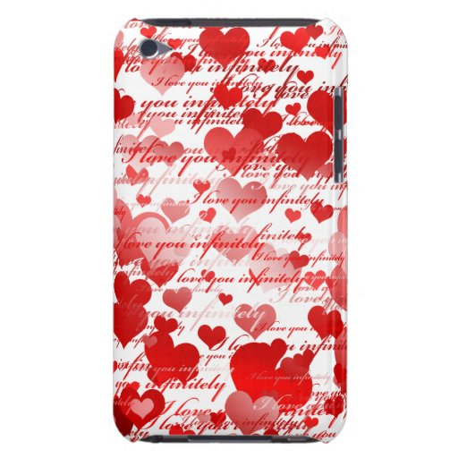 I love you Case-Mate iPod touch case