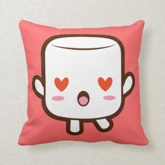 """I love YOU!"" cute marshmallow Pillows"