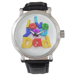 I Love You Dad Watch