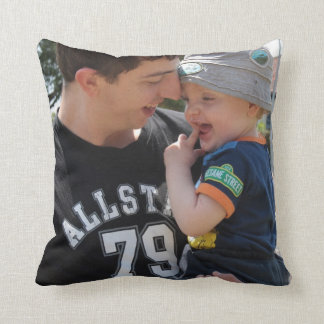 I Love you Daddy Custom Photo Cushion