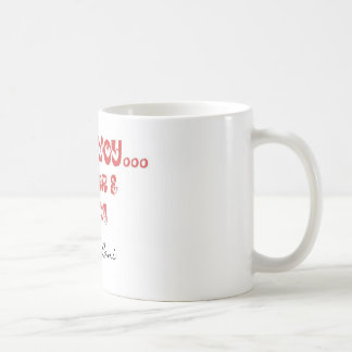 I Love You... Forever & a Day Coffee Mug