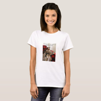 I love you from my nose to my toes. T-Shirt