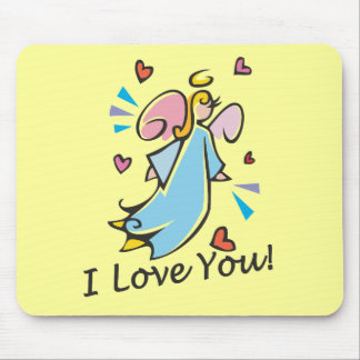 I Love You Gifts Mouse Pad