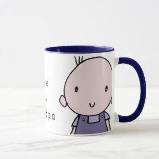 I Love You Grandpa Mug