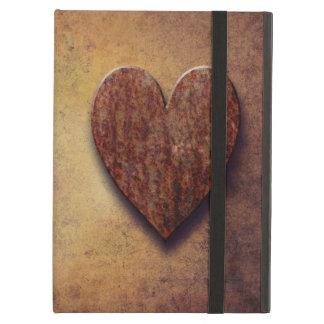 I Love You Heart iPad Case