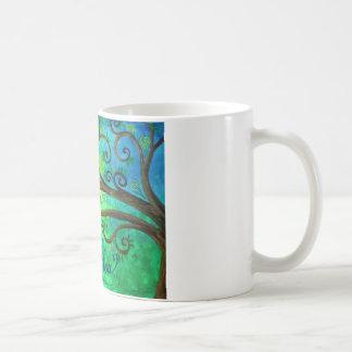 I Love You Hearts by Jan Marvin Basic White Mug