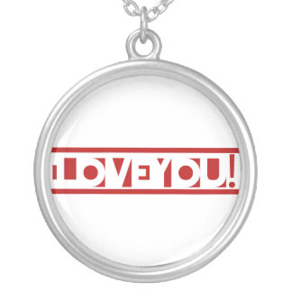 I LOVE YOU II Necklace