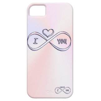 I love you infinitely barely there iPhone 5 case