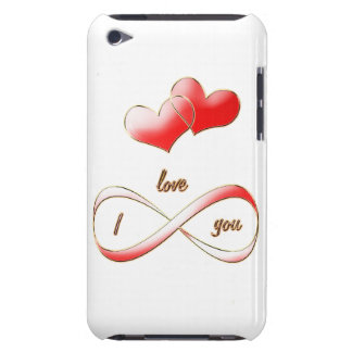 I love you infinitely iPod touch covers