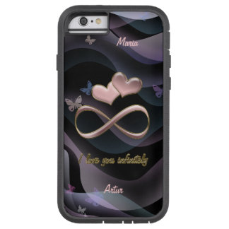 I love you infinitely tough xtreme iPhone 6 case
