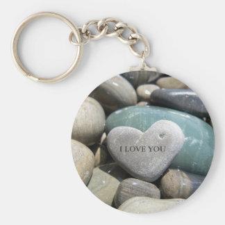 I Love You Key Chain
