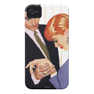 I Love You, Mama Girl Case-Mate iPhone 4 Case