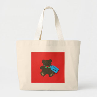 I love you Mom! Canvas Bag