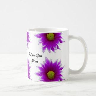 I Love You Mom - White 11 oz Classic White Mug