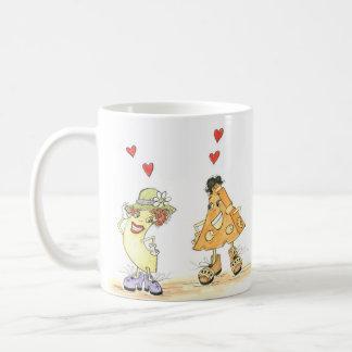 I love you more mug mac and cheese