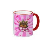 I Love You Mum Mug