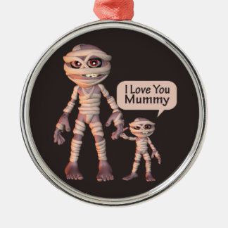 I love you Mummy Christmas Ornament