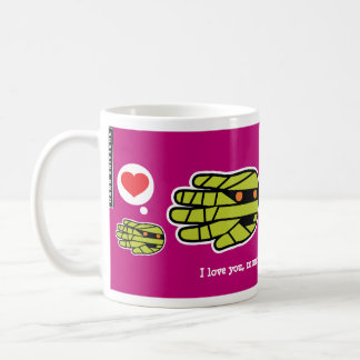 I love you mummy coffee mug